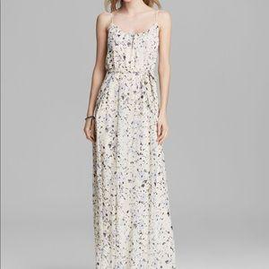 Joie Women's Maxi Dress Maruceka Silk New